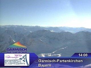 webkamera - Garmisch - Partenkirchen - Zugspitze Gipfel