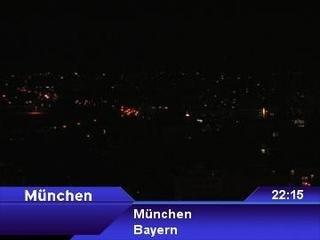 webkamera - Mnichov