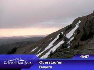 webkamera - Oberstaufen - Hochgratbahn Bergstation