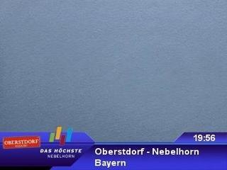 webkamera - Oberstdorf - Nebelhorn