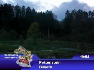 webkamera - Pottenstein - Sommerrodelbahn