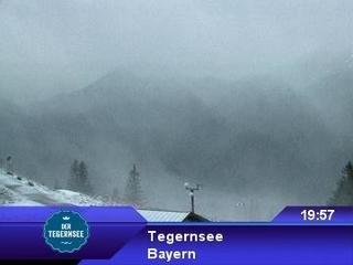 webkamera - Tegernsee - Wallbergbahn