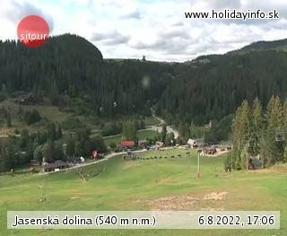 Jasenská Dolina Webcam