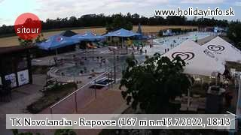 TK Novolandia - Rapovce