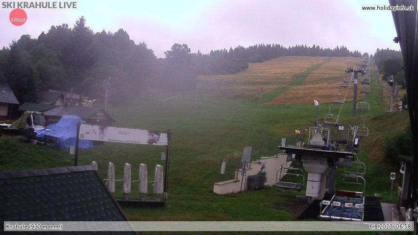 Webcam - Webkamera Ski Krahule