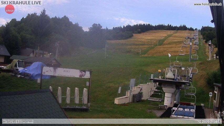 Kamera Ski Krahule