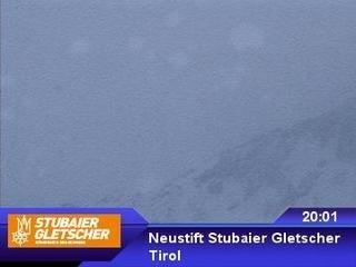 webkamera - Neustift Stubaier Gletscher - Rotadlkopf