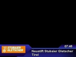 webkamera - Neustift Stubaier Gletscher - Gamsgarten