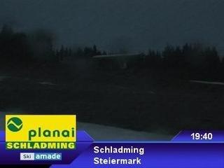 webkamera - Schladming - Hochwurzen Talstation