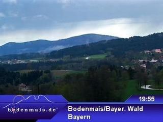 webkamera - Bodenmais im Bayerischen Wald