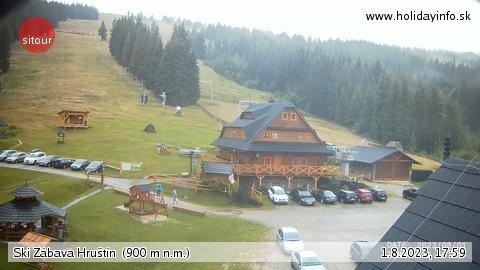 Hruštín (Ski Zábava)