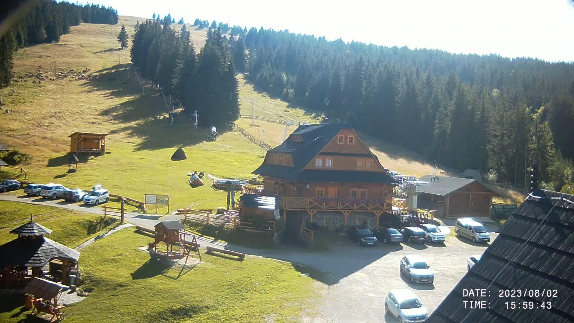 Webcam - Ski Zábava Hruštín