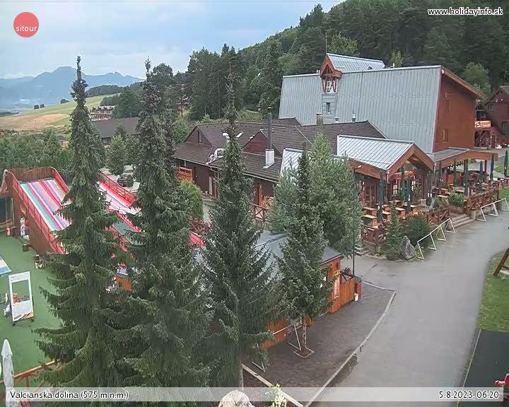 Valča - Snowland Kamery