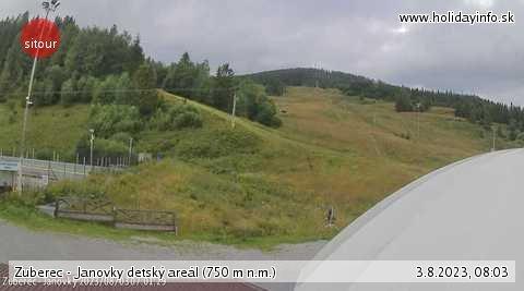 Zuberec - Janovky