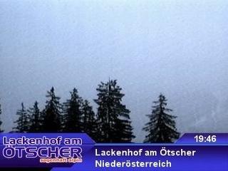 webkamera - Lackenhof am Ötscher - Eibenkogl Bergstation