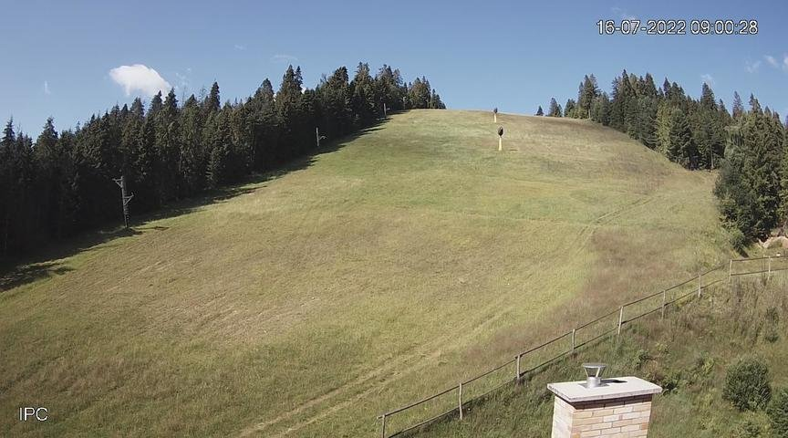 Webkamera - Ski Brezovica