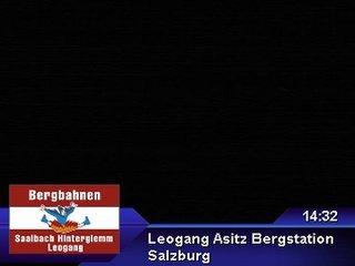 webkamera - Leogang - Asitzkopf