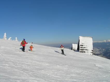 Kubínska hoľa vrch